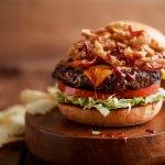 Blacksmith Bacon Burger