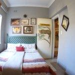Leopard Double en Suite room