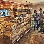The bakery - Main Counter