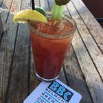 The perfect California beach brunch. If you're in LB, step away from the tourist crowds and have