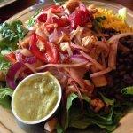 Grilled vegatable salad