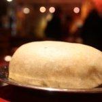 The Bueno burrito!  Ole!