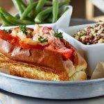 Atlanta's Best Hot Buttered Lobster Roll