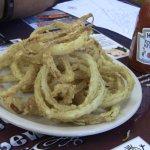 Love onion rings