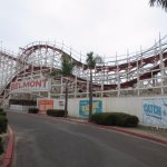 The Giant Dipper and Park entrance