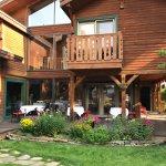 Foto de The Alpine House Lodge & Cottages