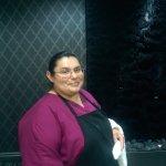Anabel Gonzales. Tireless great housekeeping staff.