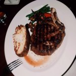 TOP SIRLOIN with Mashed potato's