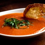 Daily Soup Selection Heartty Basil Tomato (shown)