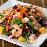 Shrimp & Beet Salad