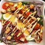 Salade Cobb (version menu midi)
