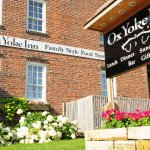 The Ox Yoke Inn in Amana, IA has been serving German American Food family style since 1940.