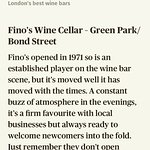 Fino's Bar and Restaurant Foto