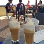 Cafe gelado - perfect for the summer heat