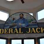 Inside Federal Jack's