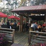 Beautiful evenings at The Smokehouse Bar!