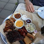 The Smokehouse Sampler