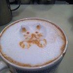Lost Dog Fine Arts Coffee & Tea resmi