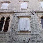 Central Square in Trogir