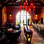 Bar and breakfast at The Biltmore