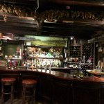 Bar where locals gather