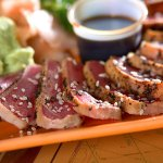 Seared Ahi Yellowfin Tuna