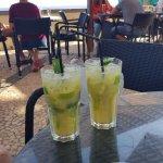 Alcohol free mojito 👌