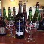 new and exclusive at rudi's....chimay dore and the chimay grand reserve vieille en barriques ltd