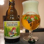 another diamand from belgium....houblon by chouffe