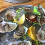 The raw oyster happy hour.