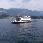 Ferry from Bellagio
