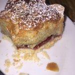 Award winning Bakewell tart
