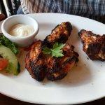 Chicken wing starter