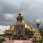 Great Sacred Stupa (Pha That Luang)