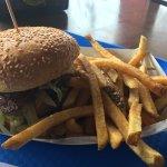 Cowboy Style Burger