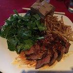 very good steak