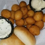 Amazing hush puppies
