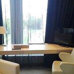 Foto de Sound Garden Hotel Warsaw Airport