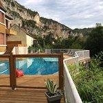 Foto de Hotel des Grottes du Pech Merle
