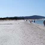 mare e spiaggia di Porto Pino