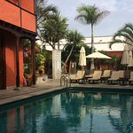 Pool, the best place for an afternoon of relaxation