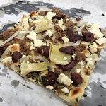 Gyro pizza!