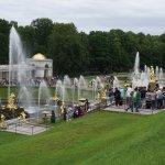 Peterhoff Fountains