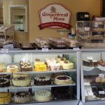 all kinds of European pastries and breads