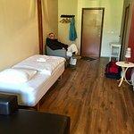 triple superior suite room