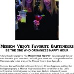 Mission Viejo Reporter Write-Up