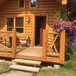 Foto de Pocahontas Cabins