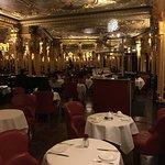 Oscar Wilde Bar where afternoon tea is held