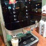 Máquina de cafés