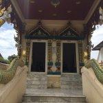 Naga guard the entrance